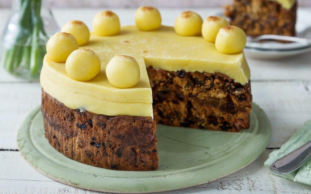 Simnel Cake Workshop
