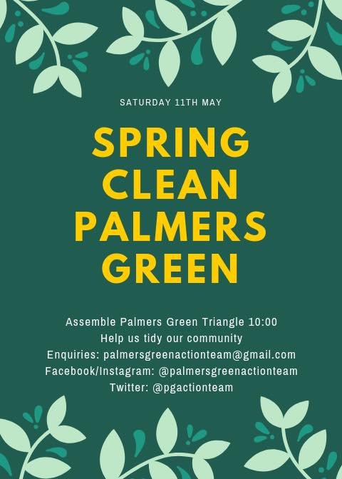 Palmers Green Action Team